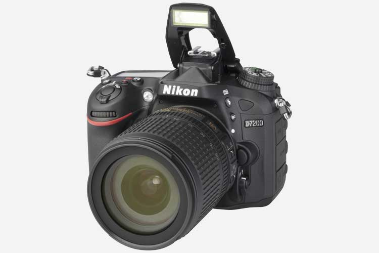 This is a photo of the Nikon D7200
