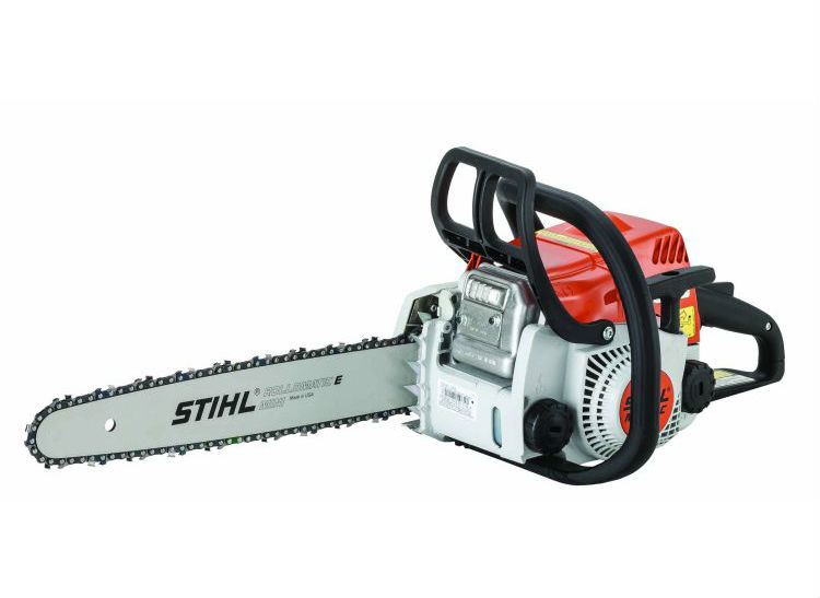 Stihl MS 180 C-BE chain saw.