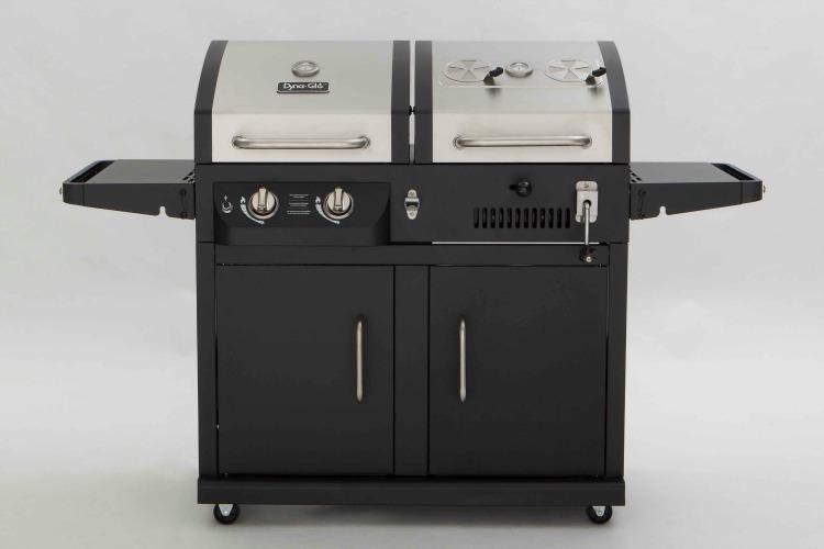 Dyna Glo Dual Fuel Hybrid Grill