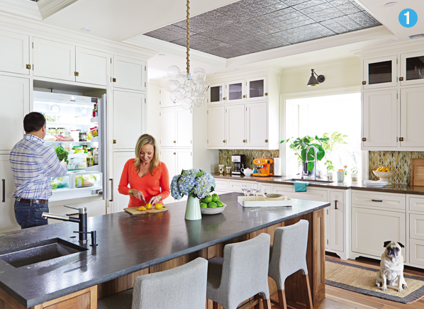 the perfect kitchen for entertaining and every day - consumer reports