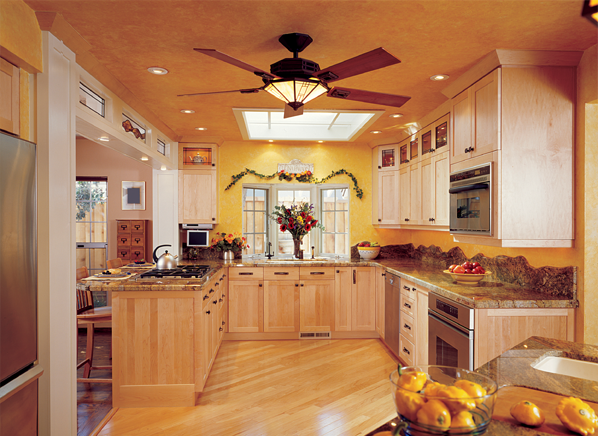 Guide to Ceiling Fans – Kitchen Ceiling Fans