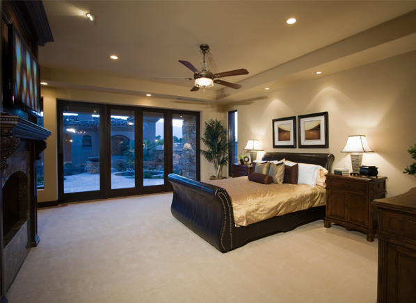 Family Room. Use A Ceiling Fan ...