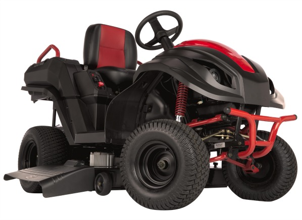 Lawn Tractor Innovations Raven Hybrid Tractor Reappears
