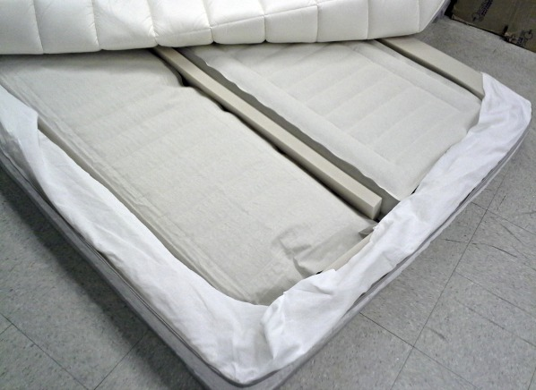 Both Sleep Number Mattresses Look The Same Beneath The Foam Layer. Hereu0027s  The C2.