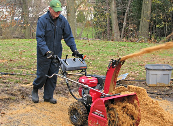 Used Sawdust Blower : How consumer reports tests snow blowers