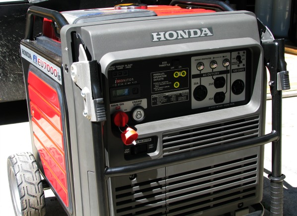 Portable Inverter Generator Tests Consumer Reports News