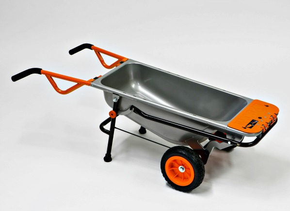 Save Room In Your Tool Shed With This 8 1 Garden Cart