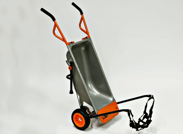 We Could Not Test All Of The Aerocart S Optional Attachments Which Include A Seat Water Hauler Bag Snow Plow Attachment And Wagon You Can Attach