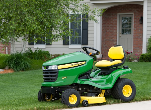 green riding lawn mower craftsman building manual