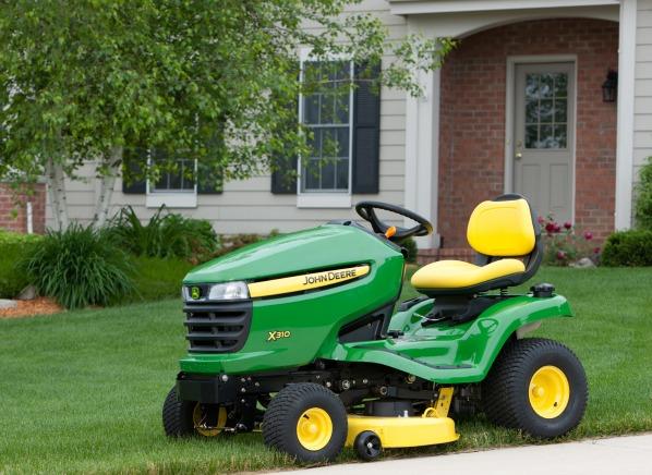 The Difference Between John Deere Lawn Tractors Consumer