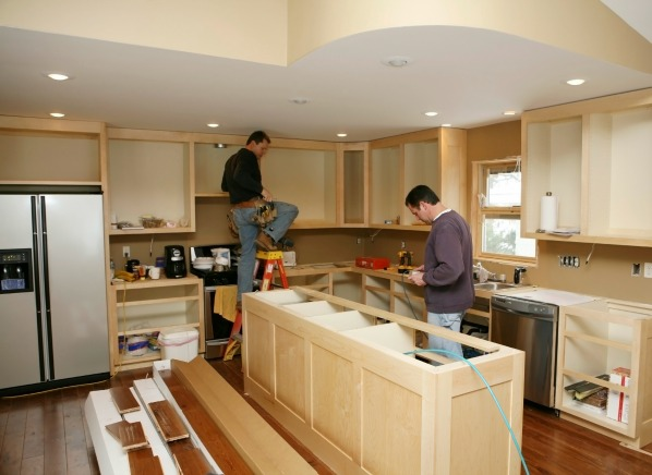 because the island is the focal point of the room it u0027s a good idea to use your highest impact surfacing material there  keep costs down by sticking with     installing a kitchen island   kitchen remodeling   consumer      rh   consumerreports org