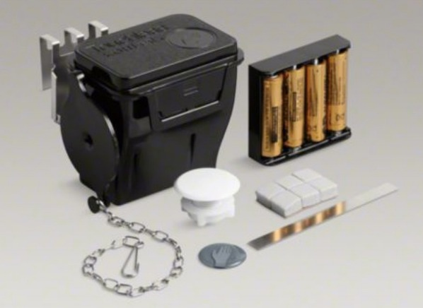 Kohler S Toilet Retrofit Kit Photo Consumer Reports
