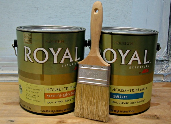 Best new exterior paints royal exteriors by ace for Royal exteriors