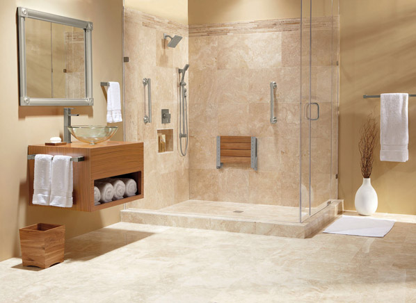 seven good ideas - Designing A Bathroom Remodel