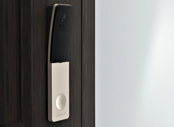 transformer schematic, door frame illustration for, broan c2-01, old friedland, one button, on no wiring doorbell camera