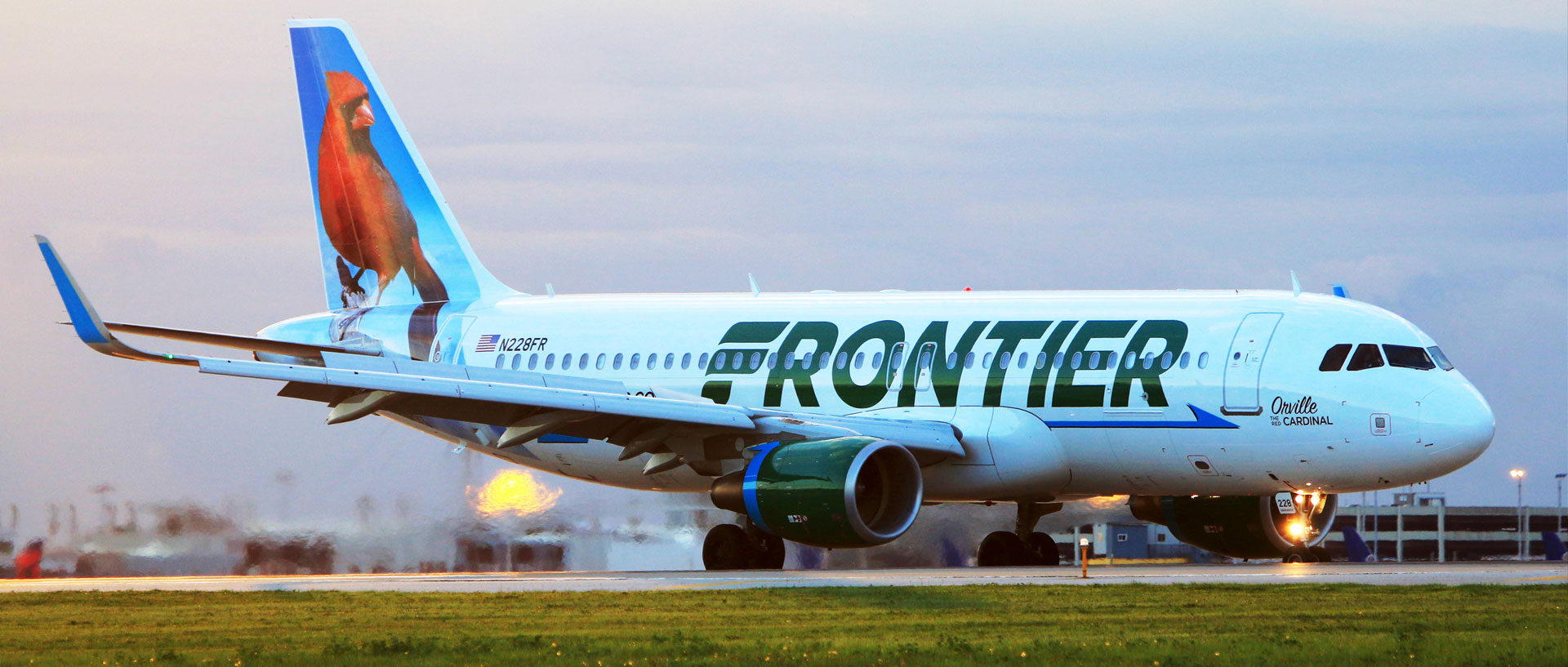 Frontier And Spirit Raise Baggage Fees