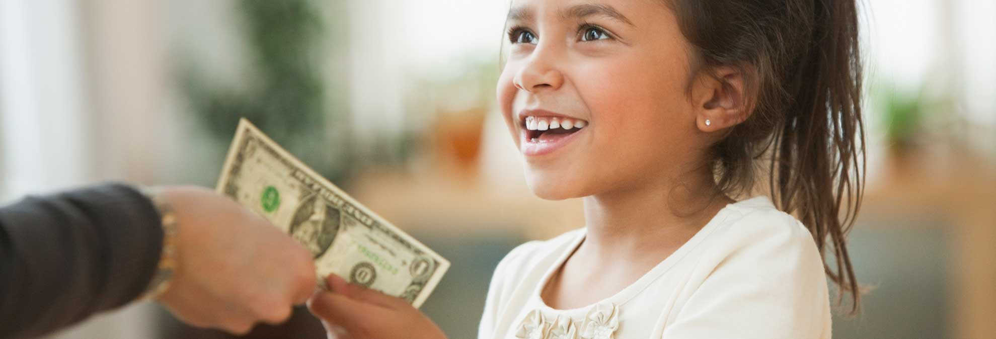 The Right Way to Give your Kid an Allowance
