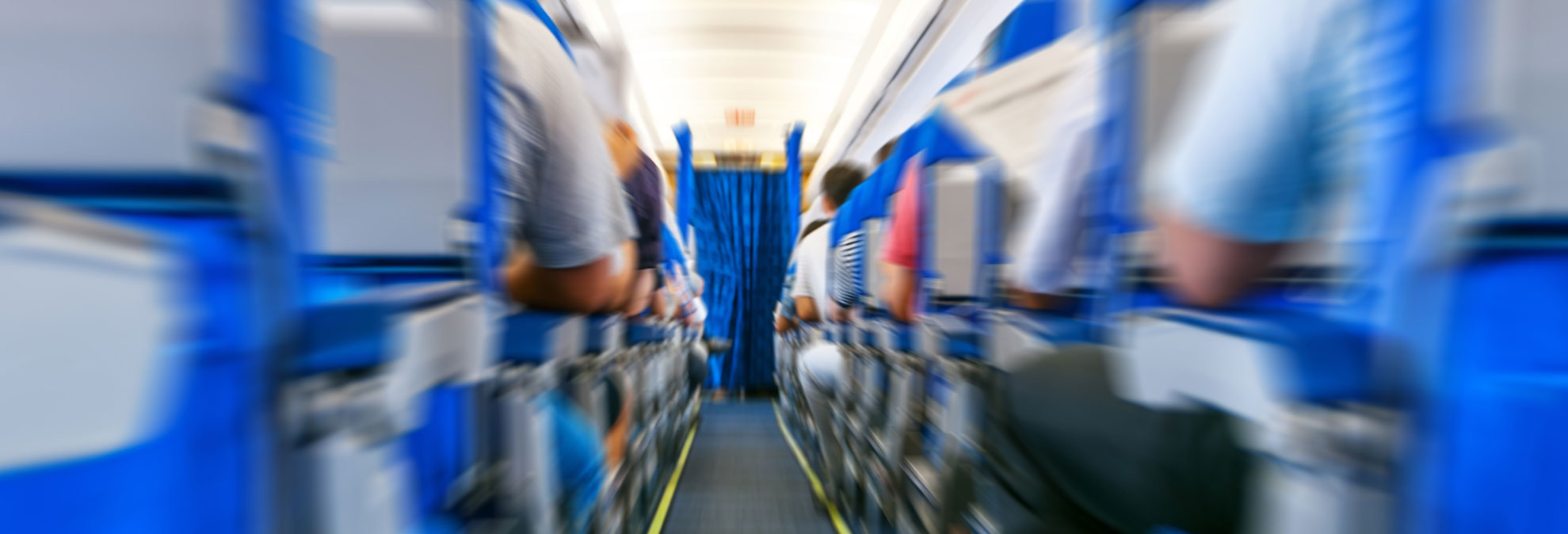 5 Ways to Get More Leg Room on Your Next Flight for Free