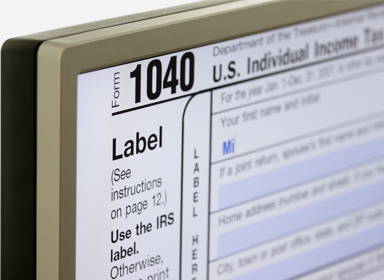 Tax-preparation software can help you file your tax return.