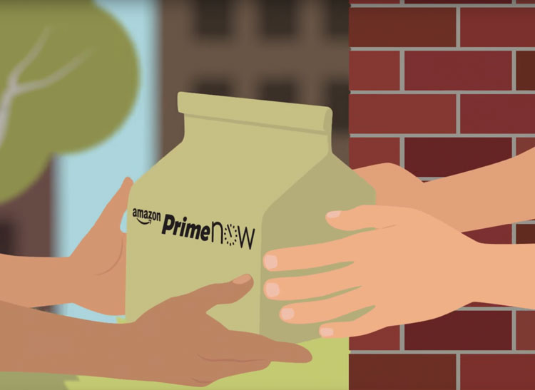 You get all kinds of benefits from Amazon Prime