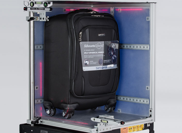 Testers At Consumer Reports Accurately Measured Carry On Luggage