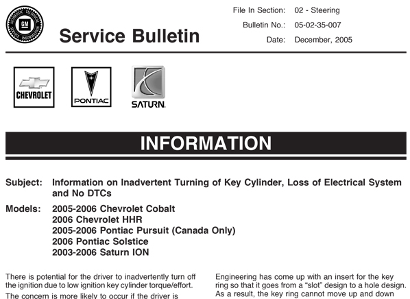 Technical service bulletins how to find and use tsbs for Technical bulletin template word
