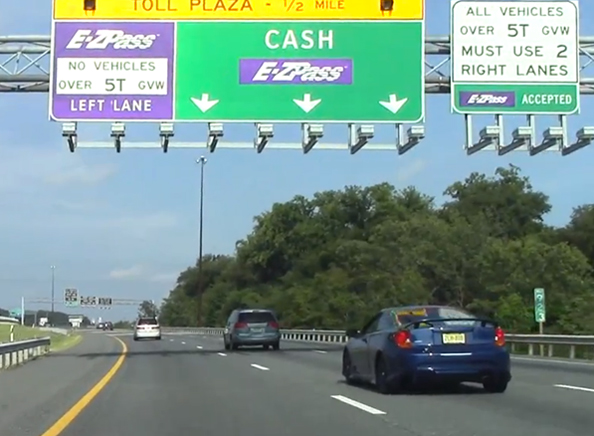 Can You Use Your Ezpass On A Rental Car