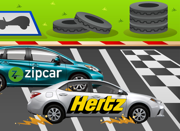 Zipcar Vs Hertz Rental Car Comparison Consumer Reports News