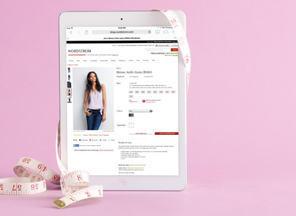 Fitting Apps for Buying Clothes - Consumer Reports News