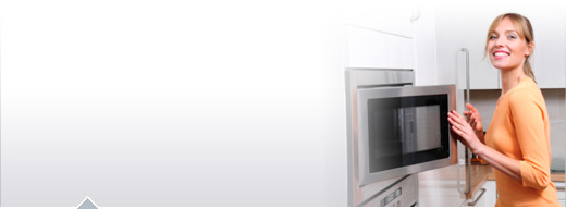 Cheap stainless steel microwave oven
