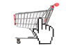 Shopping websites image
