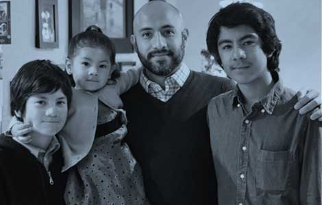Aguirre family