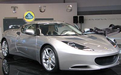 2010 Lotus Evora 2008 Los Angeles Auto Show Consumer
