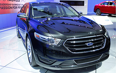 2013 Ford Taurus 2011 New York Auto Show Consumer Reports