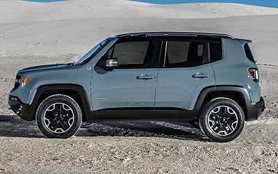 2015 Jeep Renegade Consumer Reports