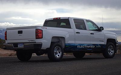 2015 Via Vtrux Silverado Pickups Consumer Reports