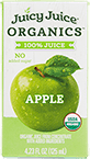 [Image: JuicyJuiceOrganics100JuiceAppleJuice]