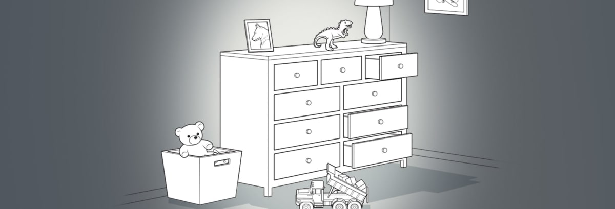 Furniture Tip-Overs: A Hazard in Your Home