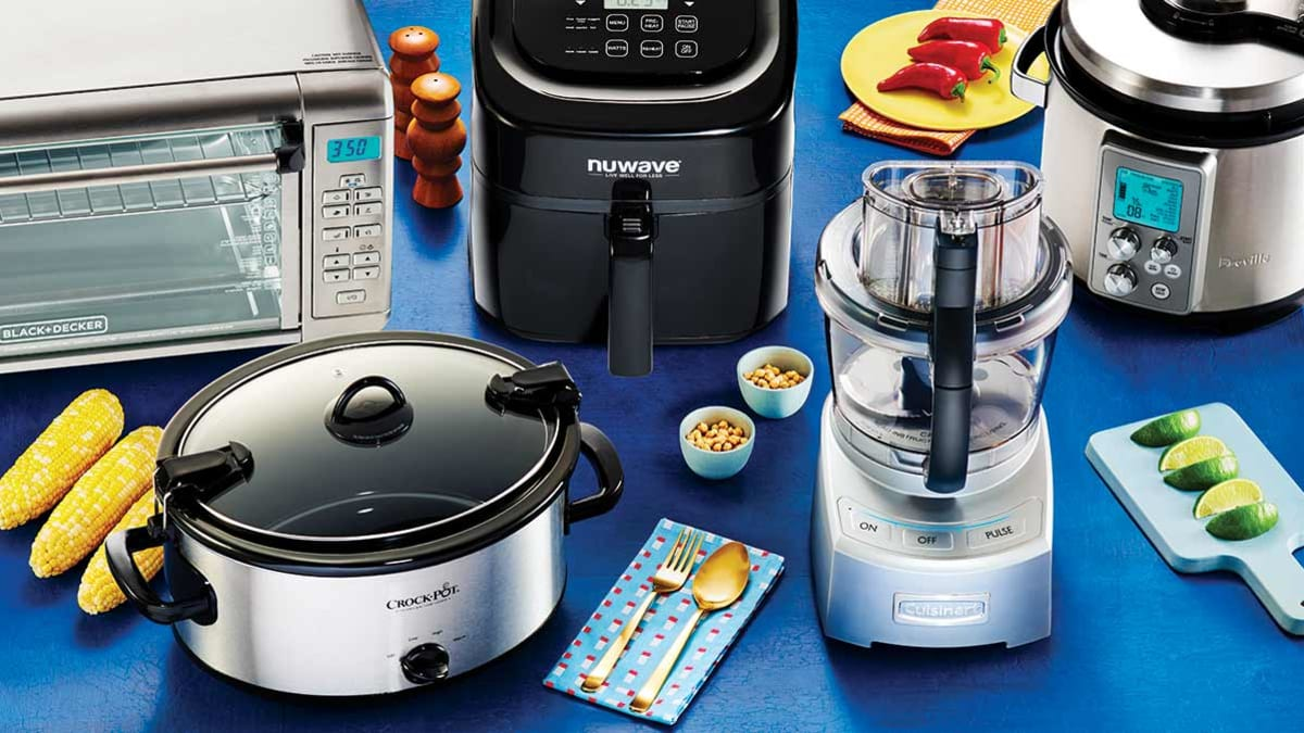Get the Most From Your Countertop Appliances