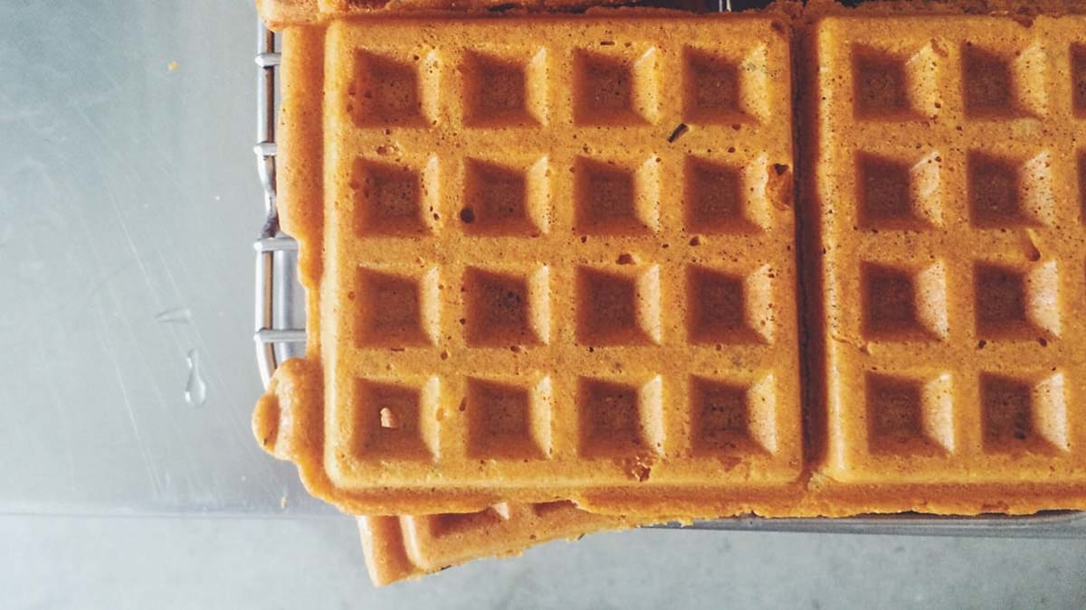 Best Brunch Ever: How to Make Incredible Waffles