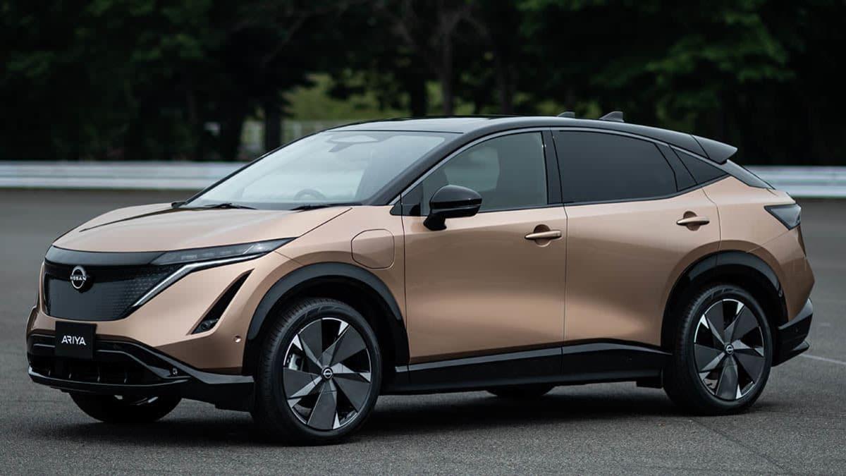 Preview: 2022 Nissan Ariya All-Electric SUV