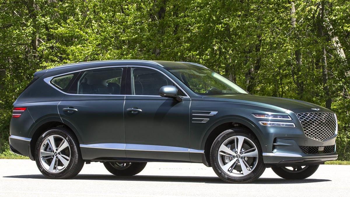 First Drive: 2021 Genesis GV80 Puts Luxury SUVs Brands on Notice