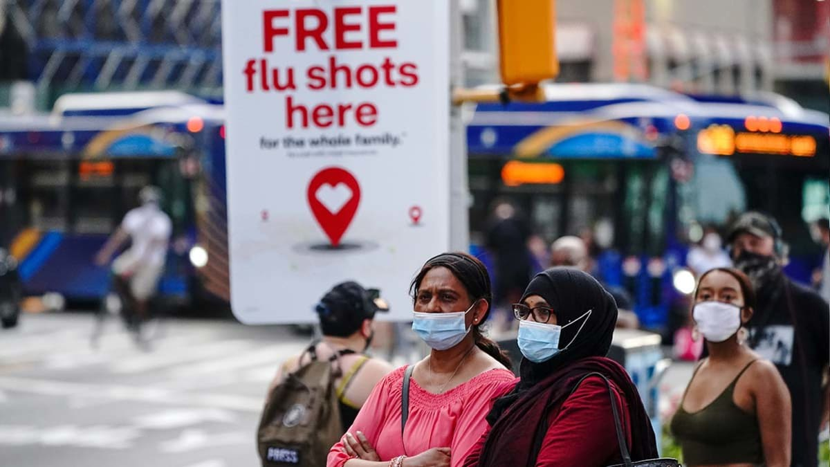 How to Handle Flu Season During the COVID-19 Pandemic