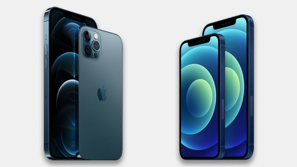 Apple Enters the 5G Era With Four New iPhone 12 Models