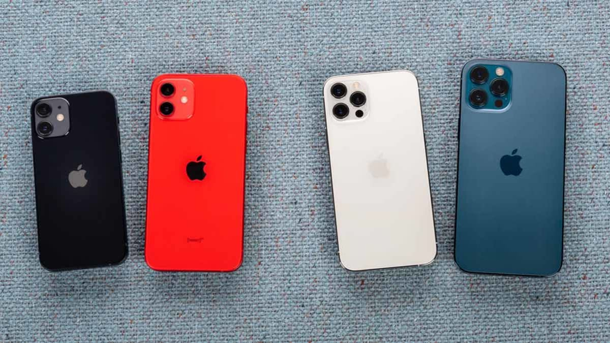 Final Results: iPhone 12, 12 Mini, 12 Pro, and 12 Pro Max