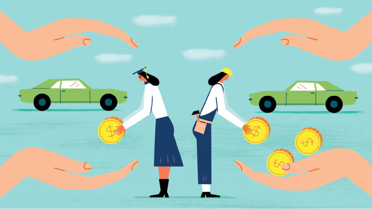 Why Your Education and Job Could Mean You're Paying Too Much for Car Insurance