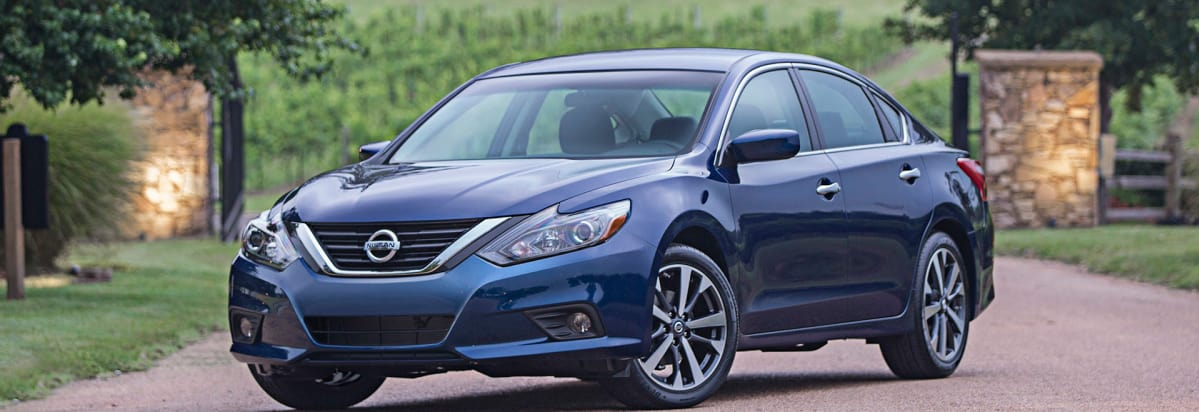 Freshened 2016 Nissan Altima Breaks Cover - Consumer Reports