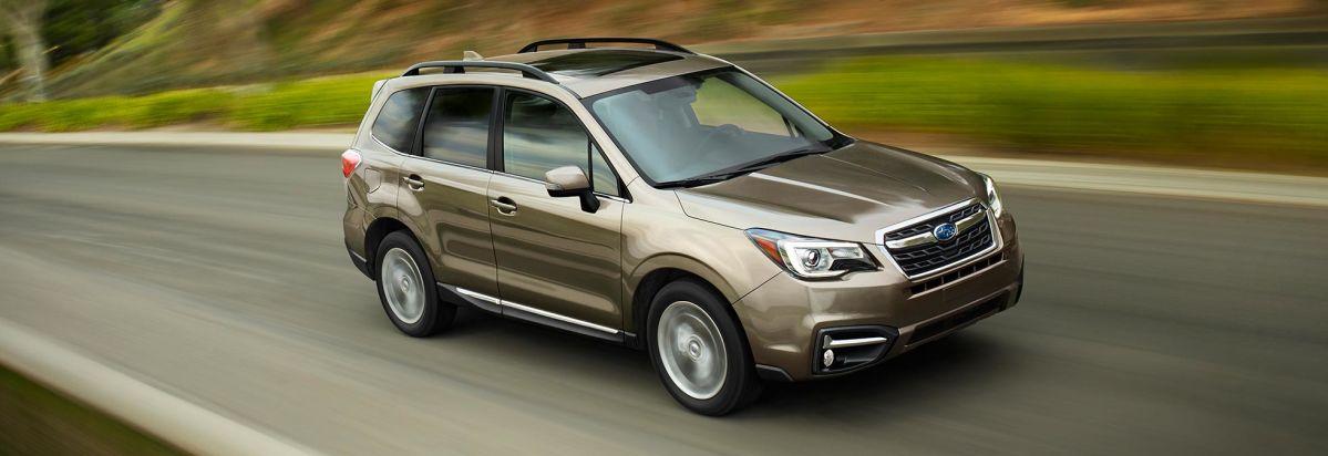 2017 Subaru Forester Continues Evolution Consumer Reports