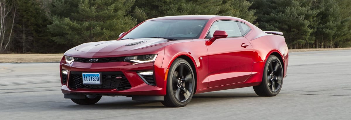 Best Acceleration Chevrolet Camaro