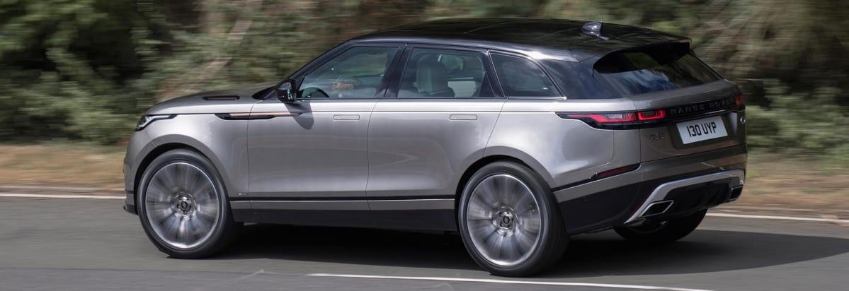 2018 Land Rover Velar Suv